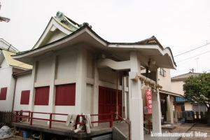 天満天神社(幸区下平間)6