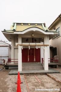 天満天神社(幸区下平間)4