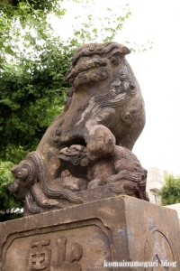 鹿嶋田大神社(幸区鹿嶋田)14