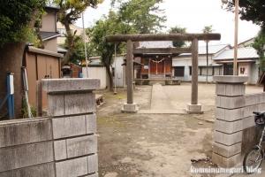 神明神社(幸区古川町)1