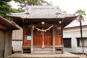 神明神社(幸区古川町)6