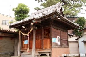 神明神社(幸区古川町)7