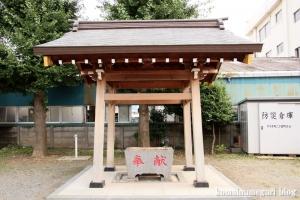 神明神社(幸区戸手本町)3