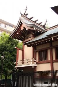 神明神社(幸区戸手本町)7