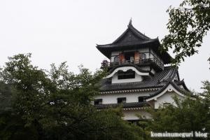 犬山城(愛知県犬山市犬山北古券)13