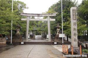 針綱神社(愛知県犬山市犬山北古券)14