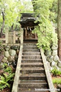 針綱神社(愛知県犬山市犬山北古券)9
