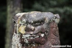 磯崎神社(滋賀県米原市磯)15