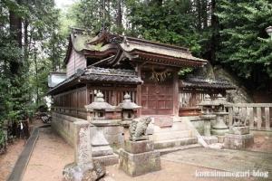 磯崎神社(滋賀県米原市磯)30