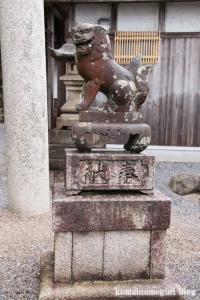 磯崎神社(滋賀県米原市磯)6