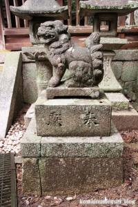磯崎神社(滋賀県米原市磯)31