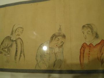 浮世絵頭部手術