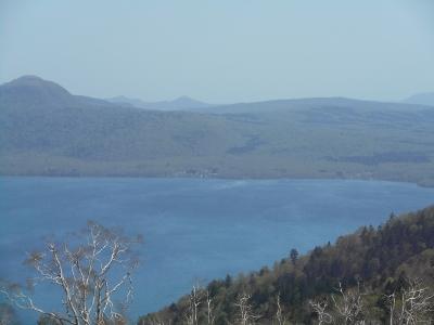5月29日の屈斜路湖