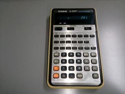 fx-201P