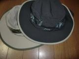 トレッキング用帽子