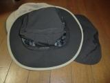 トレッキング用帽子2