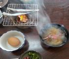 サンヒルズのと朝食2