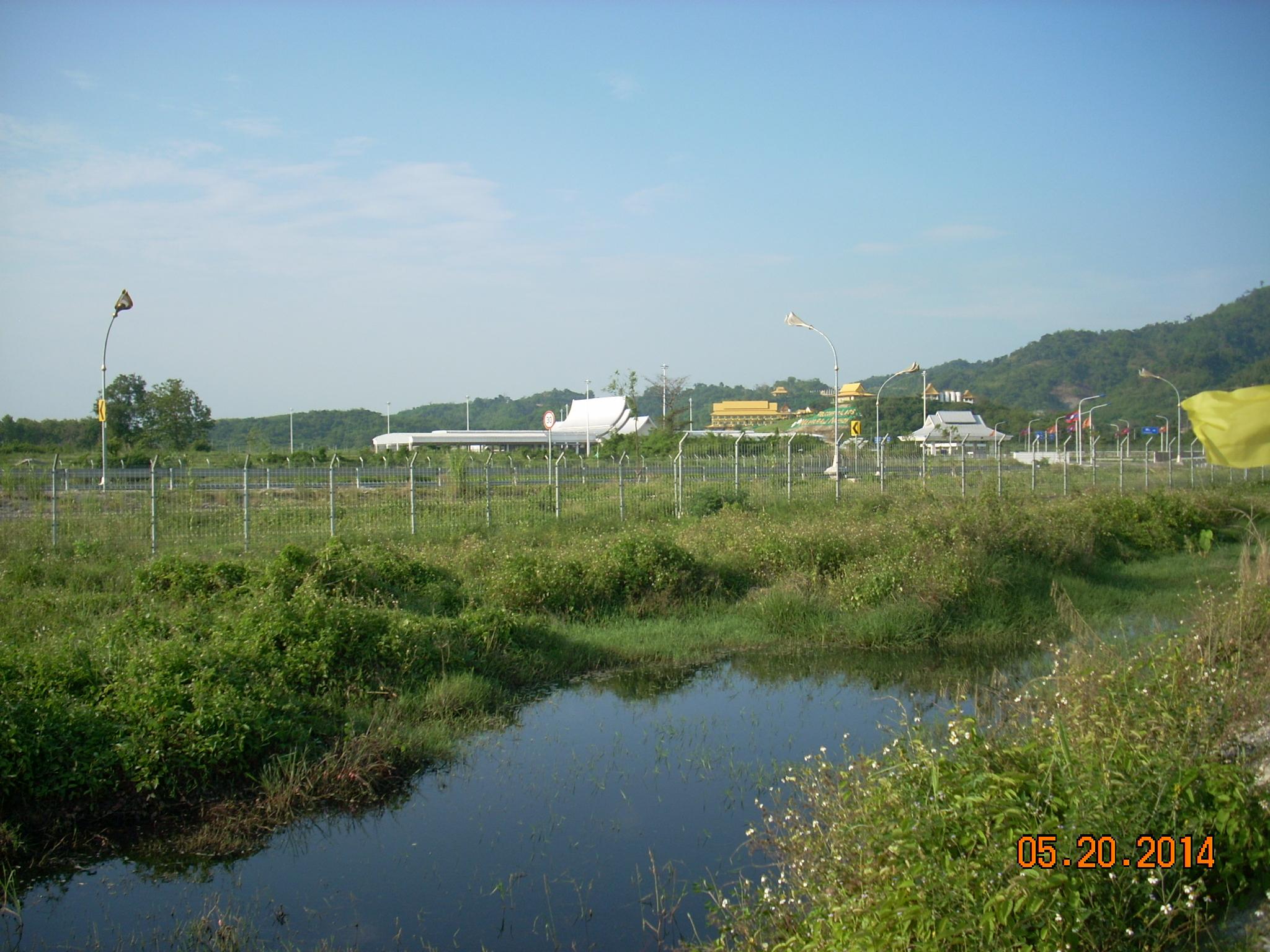 タイーラオス第4友好橋-4
