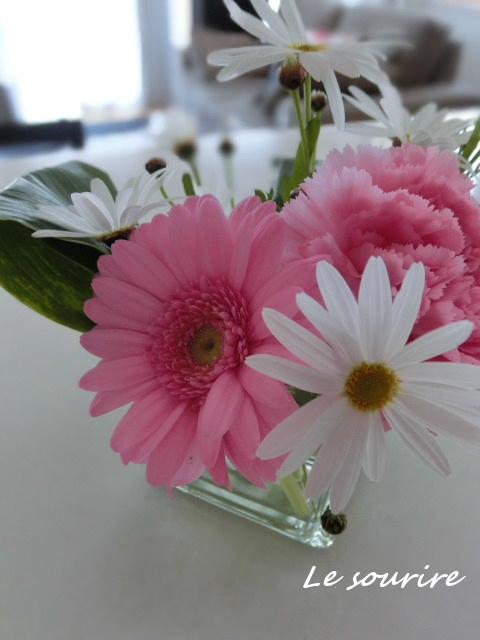 幸せのお花