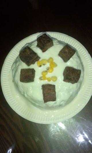 ケーキJUKI2才ケーキ
