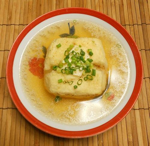 カマ揚げ豆腐7