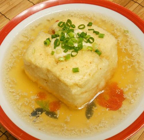 カマ揚げ豆腐8