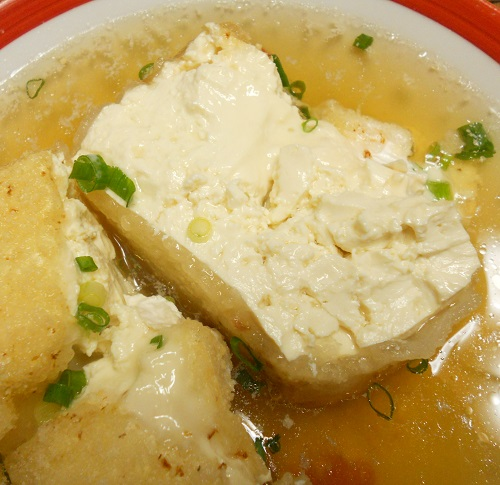 カマ揚げ豆腐9