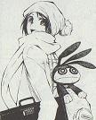 売れない漫画家・山田ブンさんと、ぬいぐるみのホクサイはいつも一緒です