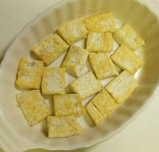 豆腐グラタン4