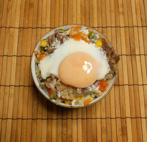 荒岩流ベジタブルミックスご飯9