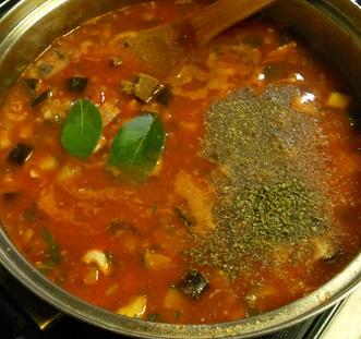 作りおきトマトスープ9