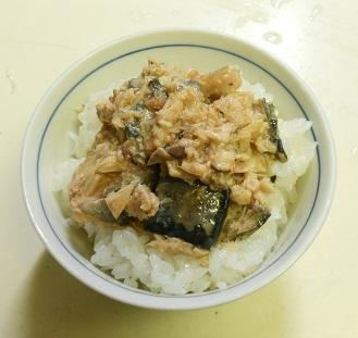 サバネギご飯サバマヨご飯3