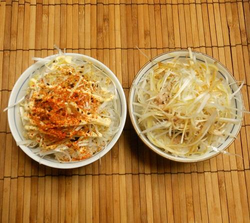 サバネギご飯サバマヨご飯4