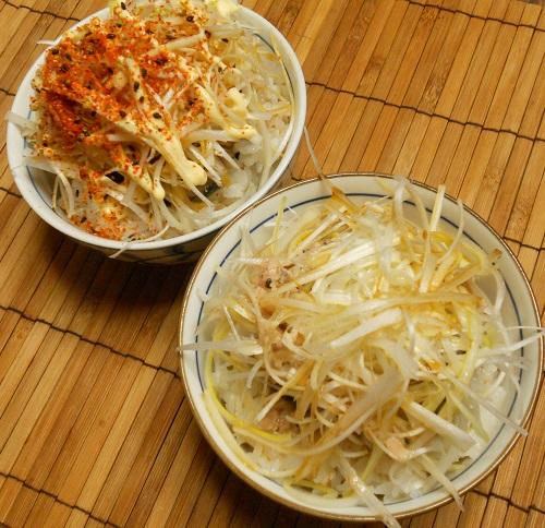 サバネギご飯サバマヨご飯5