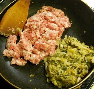 肉燥餃子6