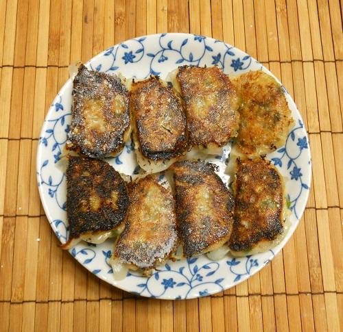 肉燥餃子13