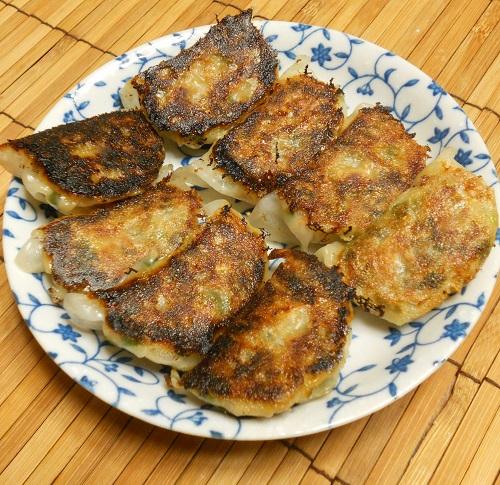 肉燥餃子14