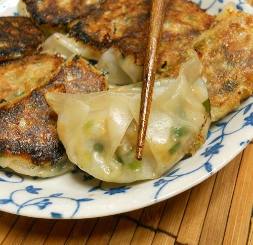 肉燥餃子15