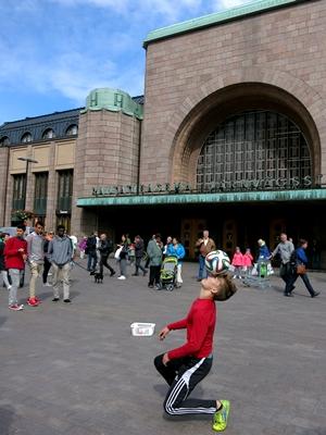 ヘルシンキ駅1407