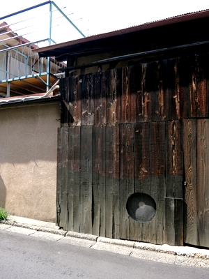 京都塀穴1407