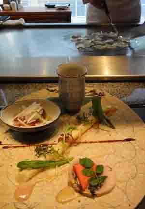 季楽 前菜