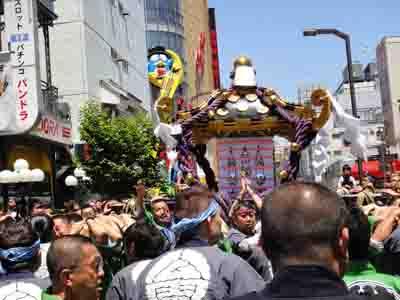 二ノ宮 本社神輿