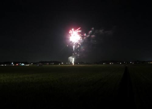 2014_07 12_上村(隣村)の花火・7