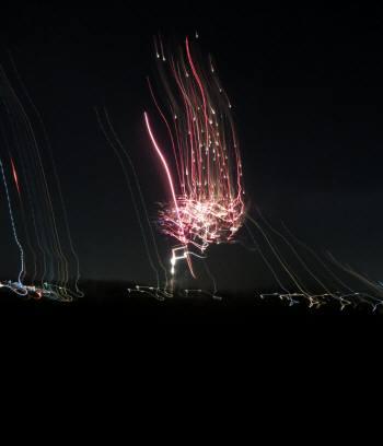 2014_07 12_上村(隣村)の花火・8