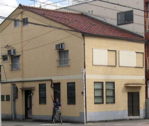 2014_08 31_東大路通り田中のアパート?