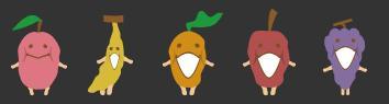 フルーツげっそり
