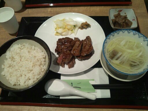 牛たん定食
