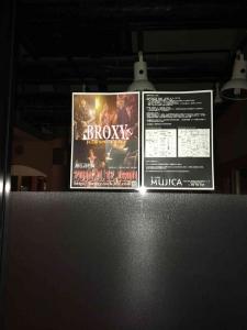 BROXY LIVE チラシ03
