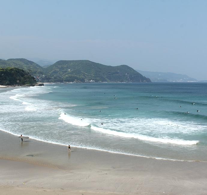 伊豆白浜海岸