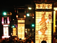 能登のキリコ祭り(輪島大祭)